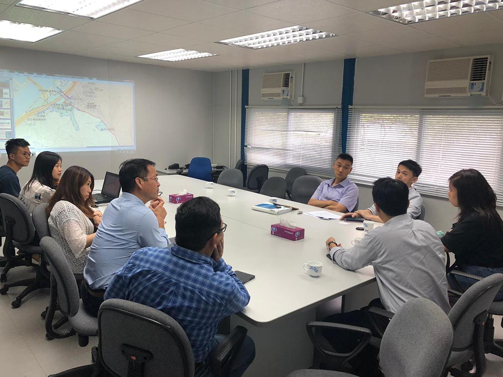 Meeting with District Council Member on 18 Jun 2019
